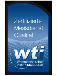 Qualitätssiegel WTI Mannheim